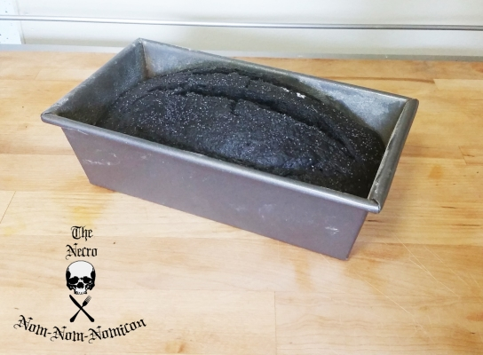 loaf pan baked