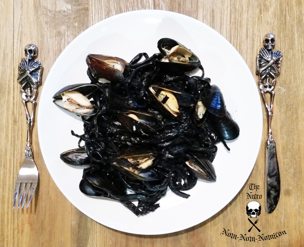 mussels all made