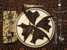 Deep Fried Savory Bat Wings