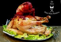 Celebrating a very Necro Nom-nom-nomicon Thanksgiving