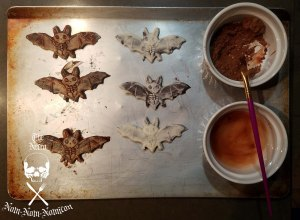 so many chocolate bats